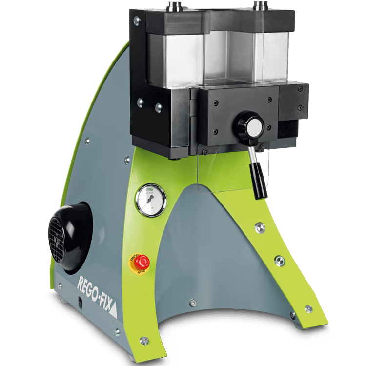 powRgrip clamping unit PGU by REGO-FIX