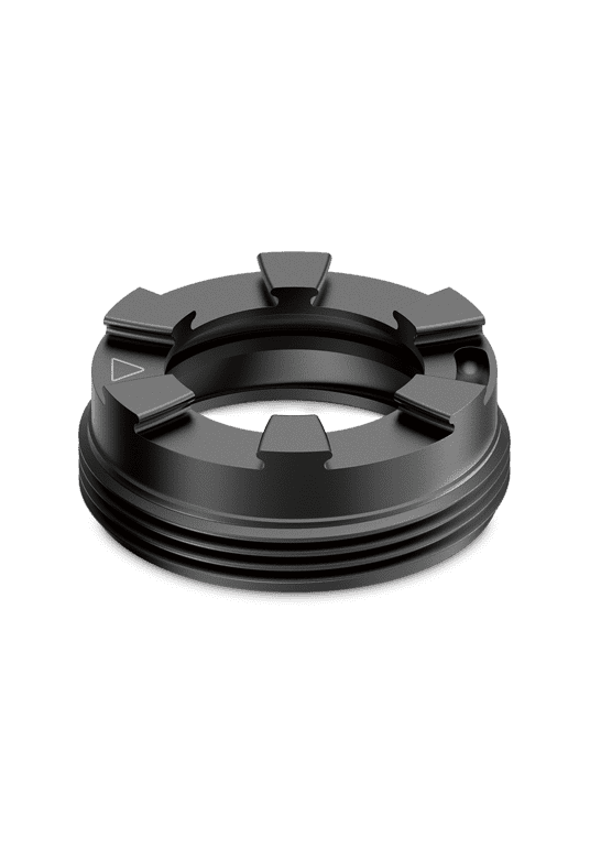 Hi-Q / ERAXC clamping nut by REGO-FIX