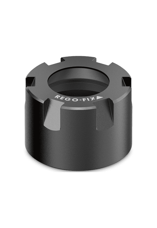 Hi-Q / ERM clamping nut by REGO-FIX