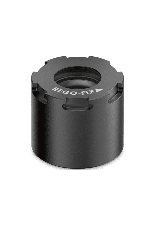 Hi-Q/ ERMXC intRlox clamping nut by REGO-FIX
