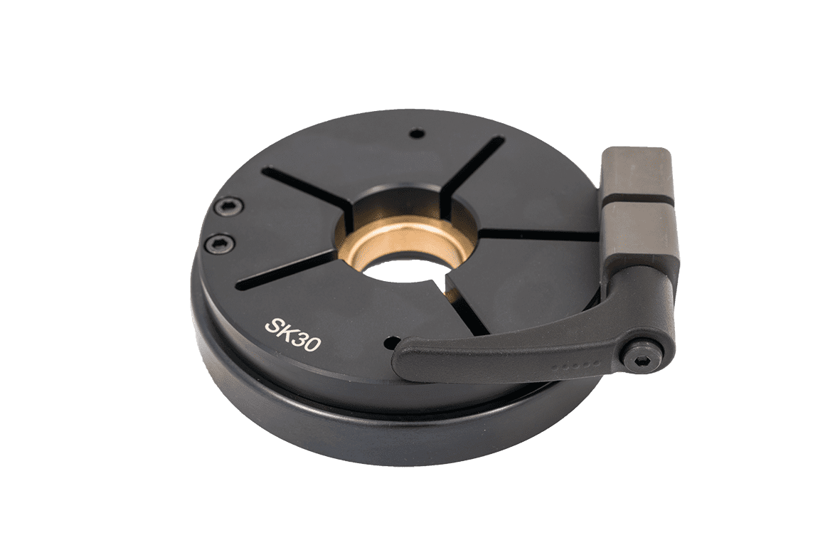 Tool adapter for TORCO-BLOCK tool assembly by REGO-FIX